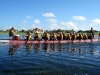 Leathernecks rowing