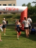 Kids Tri Finish Line