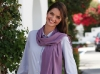 Travel Blouse and NEW Pearl Edge Scarf
