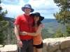Aaron and I at Rocky Mountain National Park