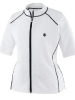 Short Sleeve Water Jacket - White/Black