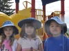 Students Wearing Their Coolibar Sun Hats