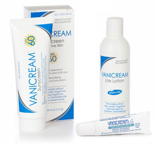 Vanicream Sensitive Skin Set
