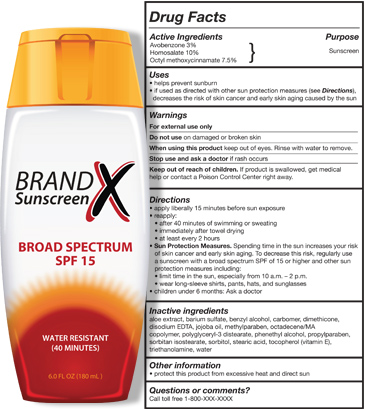 Sunscreen Label Changes