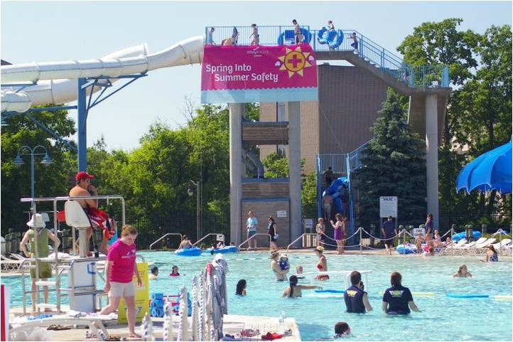 Abbey's Hope Pool Safety Event