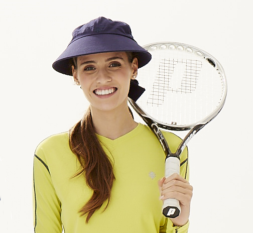 The Coolibar Sun Protection Blog: Coolibar Sun Protective Clothing Observes World Tennis Day