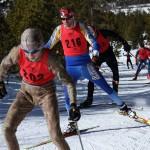 Coolibar - Sevve Stember skiing