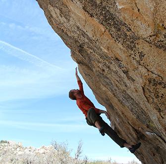 Cooilbar Athlete - Climbing
