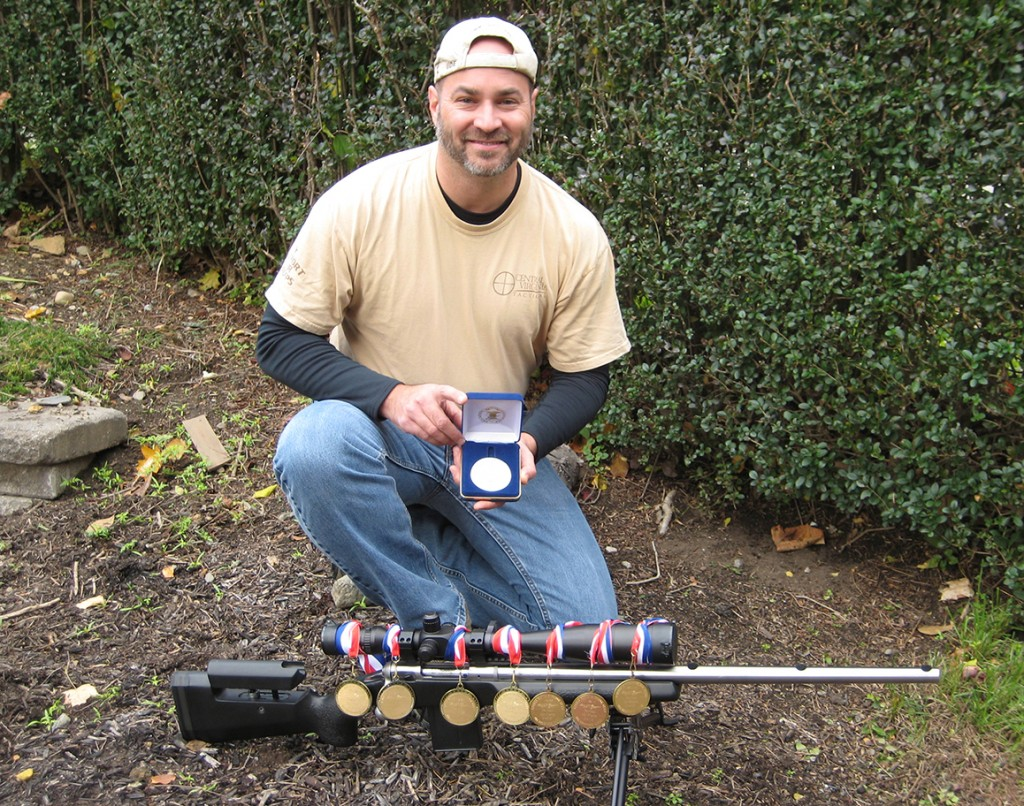 Jim Webster, Long Range Rifle Marksman, Coolibar Athlete 2014