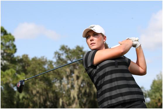 Kaitlyn Price, golfer
