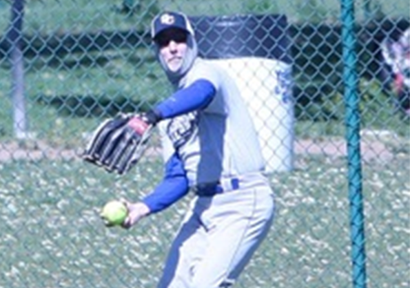 Rich Early, softball, Coolibar Athlete 2014