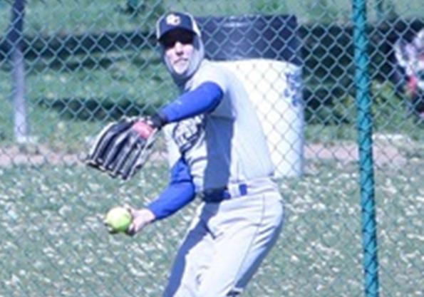 Rich Early, softball, Coolibar Athlete 2014
