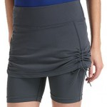 Coolibar Skirted Swim Shorts