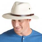 Coolibar SmartStraw Packable Golf Hat