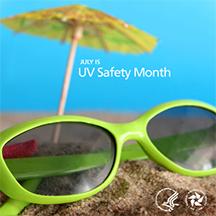 July - UV Safety Month