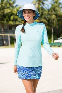 Coolibar Rash Guards for Women