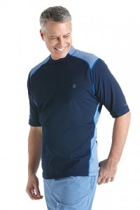 Coolibar Rash Guard for Men