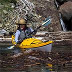 Valerie Stewart - Kayak