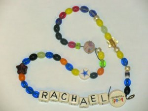 Rachael's Beads of Courage