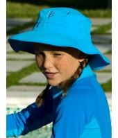 Girl's Chlorine Resistant Bucket Hat