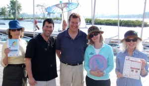 """MaryEllen Maguire-Eisen at the Release of """"Danger At Graves Light"""" on Don't Fry Day 2011"""