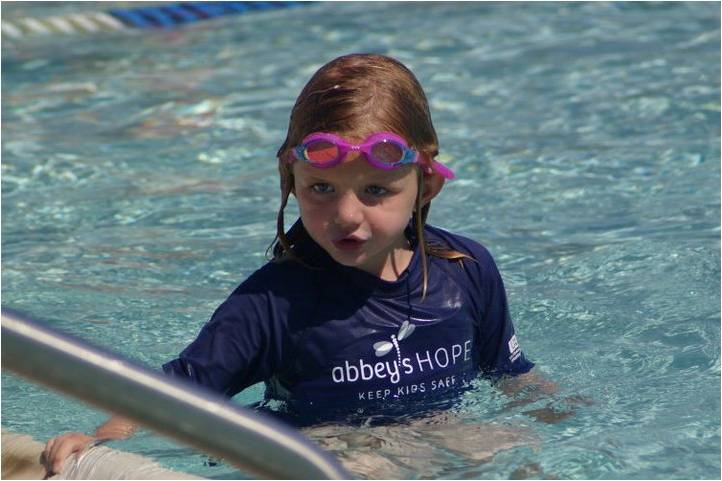 Safely Swimming for Abbey's Hope