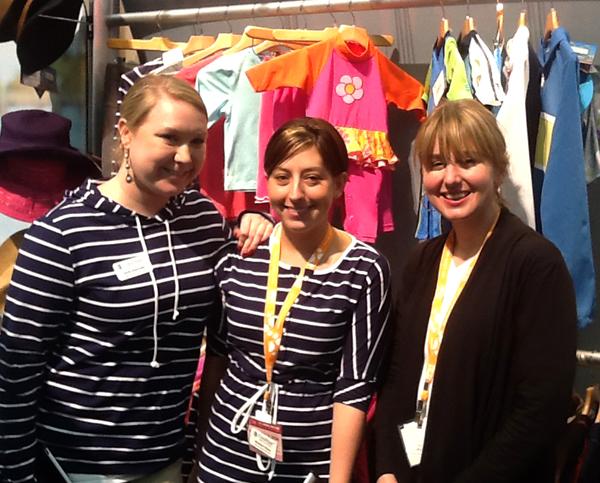 Julie, Heather, Alicia AAD12