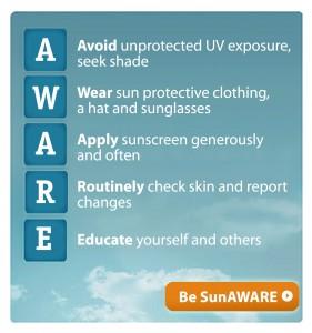 SunAWARE tips