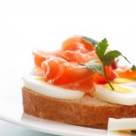 Salmon and Egg - Coolibar Skin Care