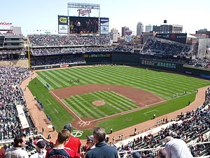 Target Field Minneapolis